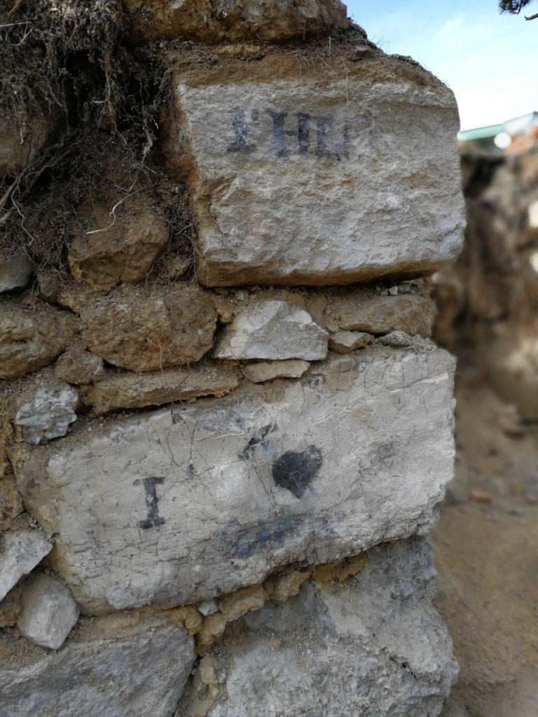 Historische Graffitti